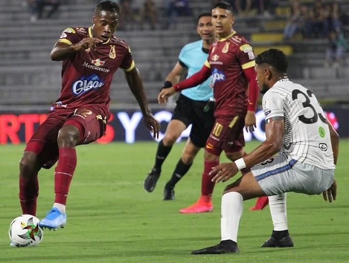 Definidas fechas 12 y 13 de la Liga BetPlay 2020: DEPORTES TOLIMA, ante Millos como local y Cúcuta de visita