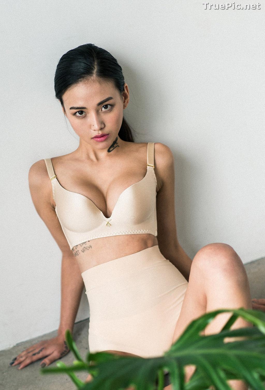 Image Korean Fashion Model – Baek Ye Jin – Sexy Lingerie Collection #5 - TruePic.net - Picture-6