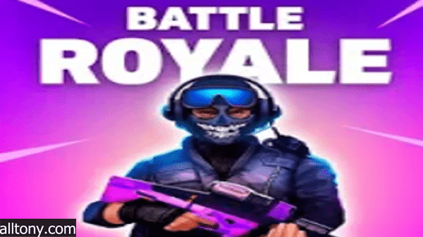 Battle Royale: FPS Shooter‏