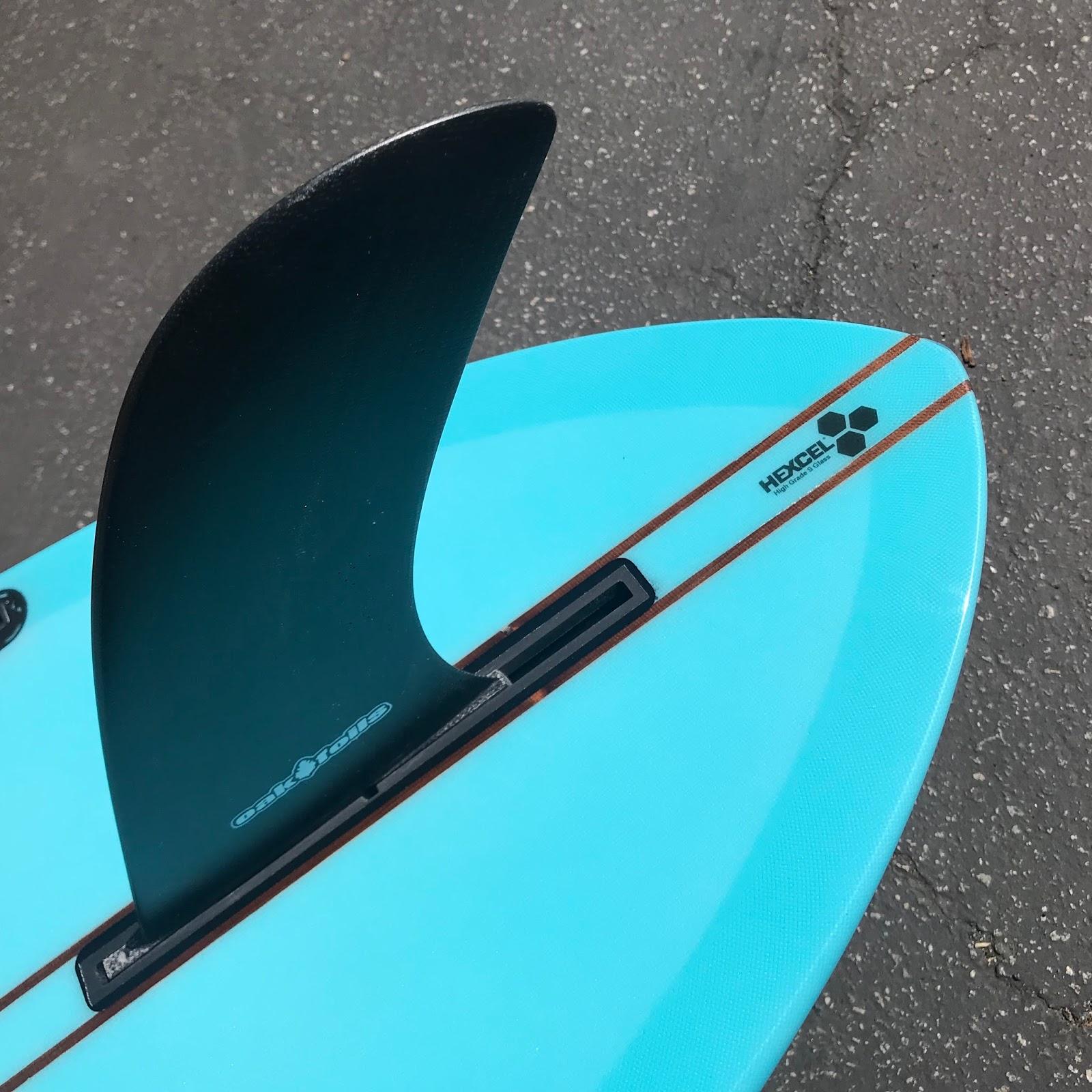 Oak Foils Custom Surfboards