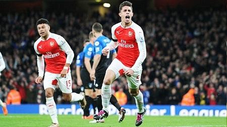 Assistir  Arsenal x Bournemouth ao vivo grátis em HD 09/09/2017