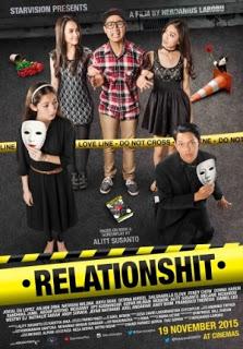 Download Film Indonesia: Relationshit (2016)