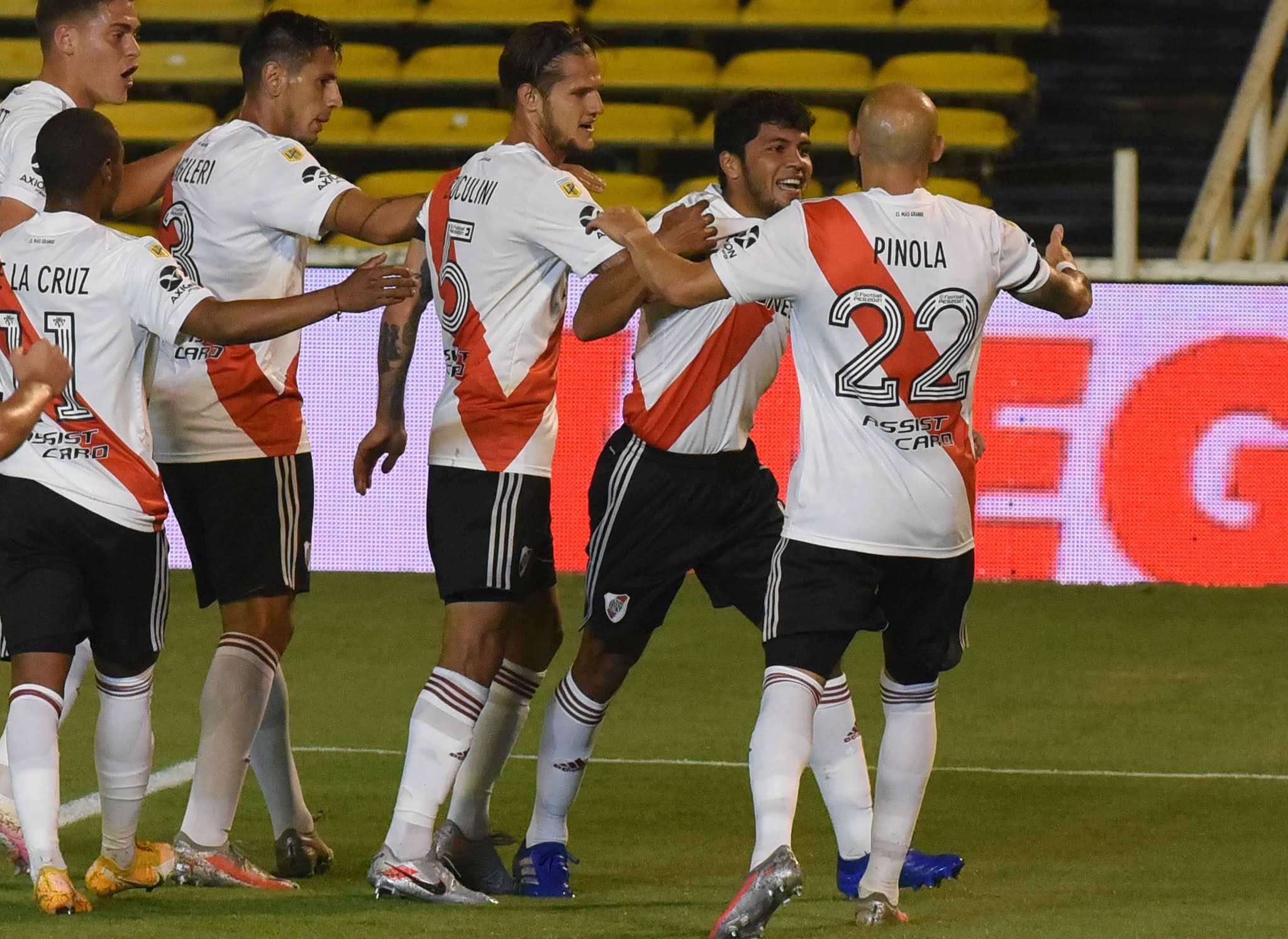 Rosario Central 0 River Plate 2 Copa Diego Maradona