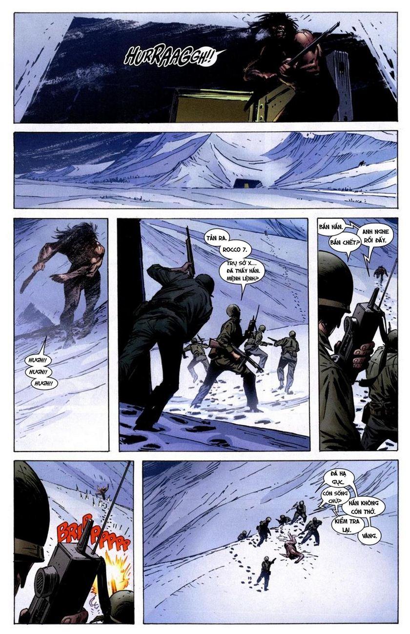 Ultimate Origin chap 1 trang 21