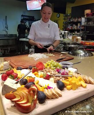 Chef Scarleth Aguilar of Faradays