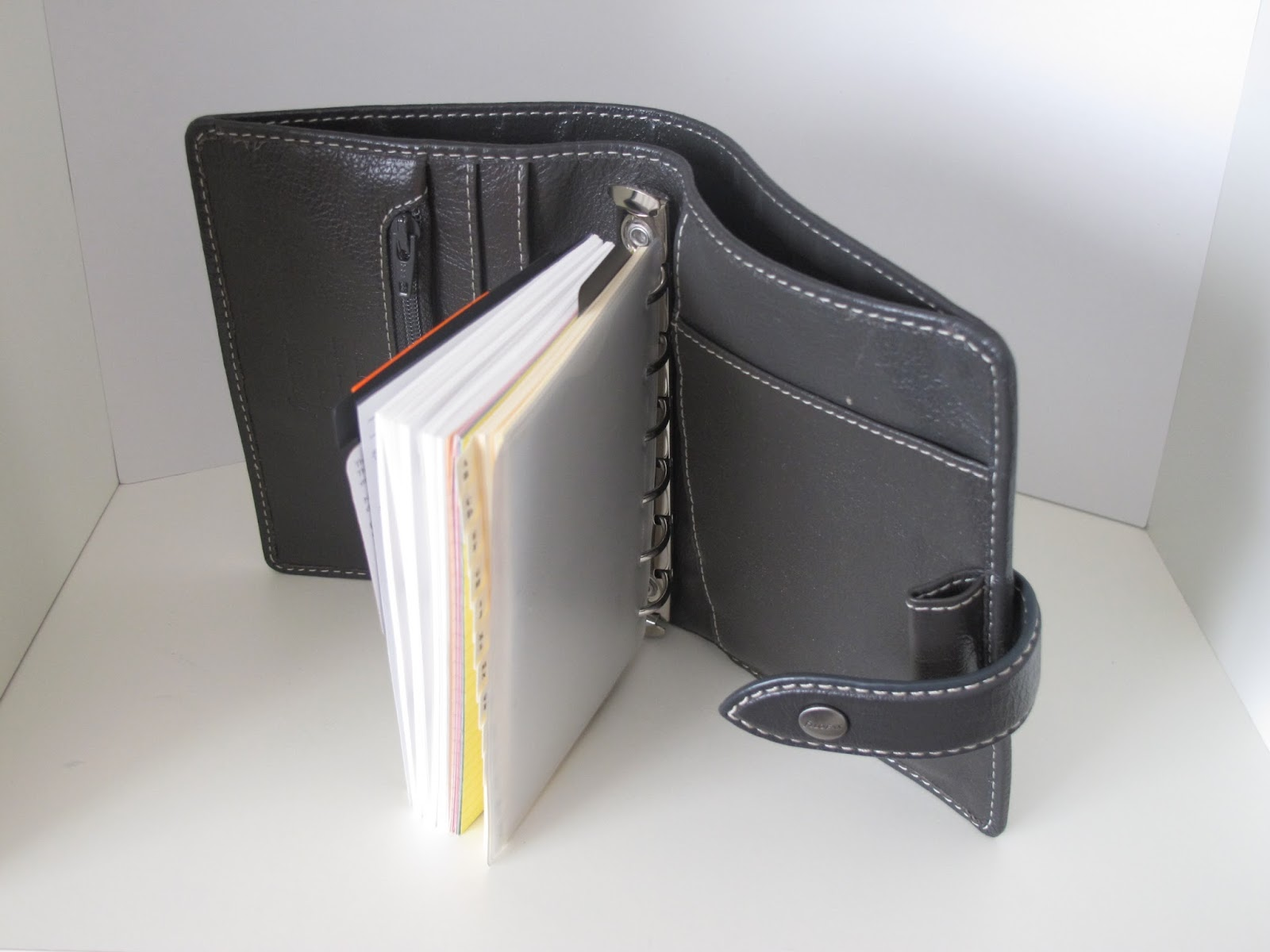 how to choose a filofax personal organiser