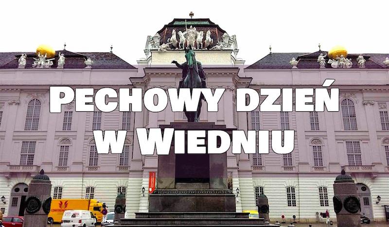 Wiedeń w jeden dzień, wycieczka do Wiednia, Hofburg
