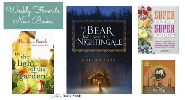 Weekly New Favorite Books for all different ages Jan 10