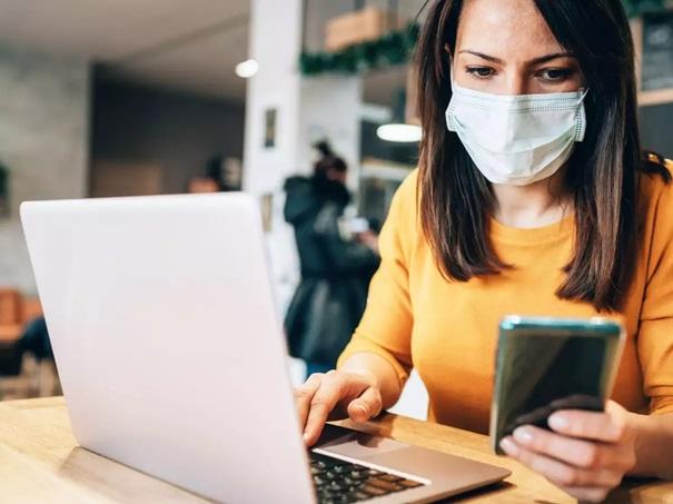 Para controlar el estrés de COVID-19, desarrolle nuevos hábitos saludables y consumir noticias con moderación