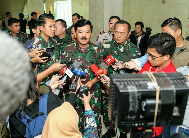 Panglima TNI :  TNI Siap Evakuasi WNI di Wuhan