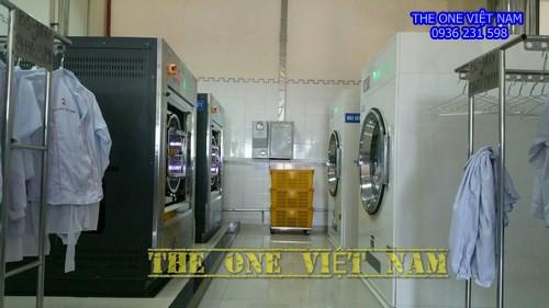 Máy giặt sấy công nghiệp cho bệnh viện