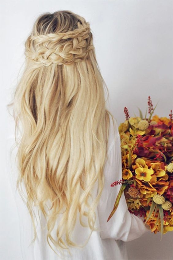 gorgeous hairstyle idea to try right now