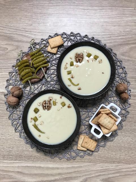 CREMA DE ALUBIAS BLANCAS. Receta Fácil, Sana y Deliciosa