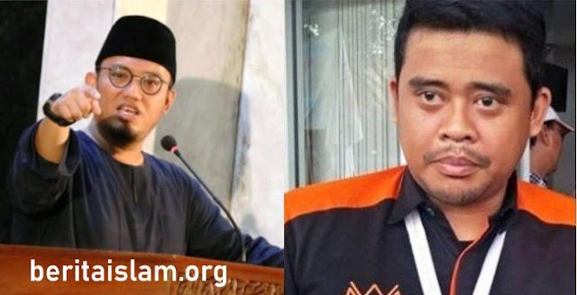 Dahnil Anzar Bobby menantu Jokowi
