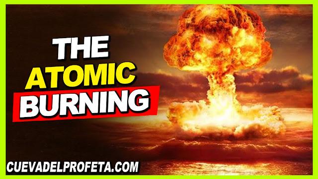 The atomic burning - William Marrion Branham
