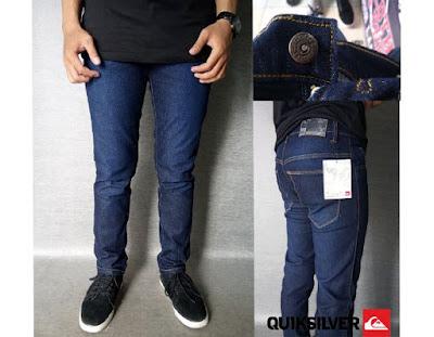 Celana Jeans Premium SKinny Pria Quick Silver