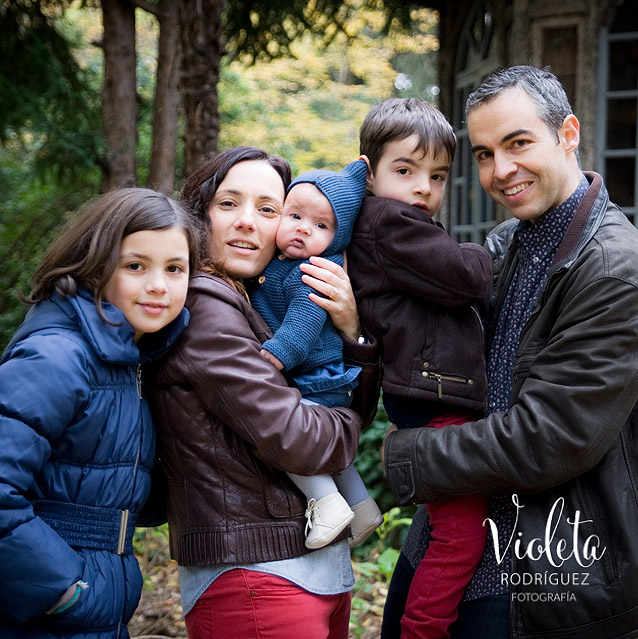 Primera foto de familia