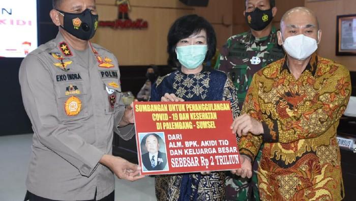 PKS dan Gerindra Justru Bela Kapolda Sumsel Soal Sumbangan Bodong Akidi Tio, Begini Katanya