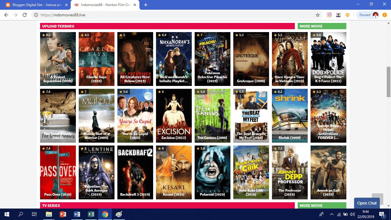 Inilah Daftar Situs Download Film Terbaik Tahun Ini - Digital Site