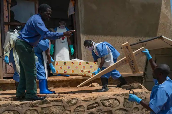 Congo declares end of world's second-largest ebola outbreak