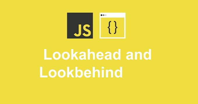 Lookahead and Lookbehind