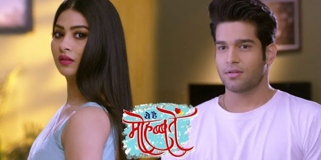 New Twist :  Aliya's love for Adi rejuvenates kicks out Rohan in Yeh Hai Mohabbatein