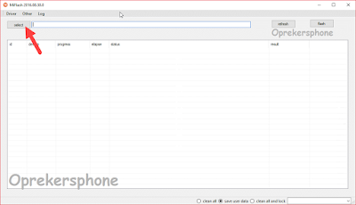 Cara Flashing Xiaomi Redmi Note Prime terbaru dengan mudah