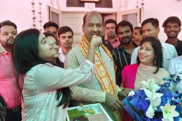 BJP MP Om Birla appointed as the new 17th Lok Sabha Speaker