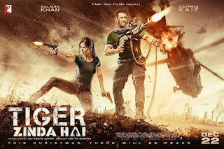 Tiger Zinda Hai 2017 Movie DVDrip HD Free Download HDMoviesPoint