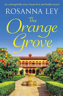 The Orange Grove by Rosanna Ley book cover