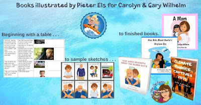 Untapped Source of Illustrators for Children's Picture Books