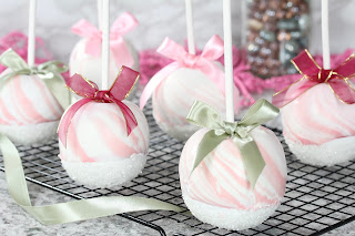 Swirled Candied Apples