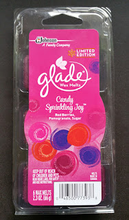 Glade Candy Sprinkling Joy Wax Melt
