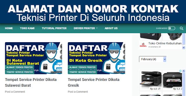 service printer, Jasa Service Printer, tempat service printer, service printer terdekat, tempat service printer terdekat, service printer panggilan terdekat, jasa service printer