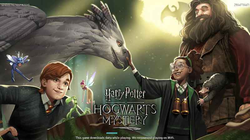 Harry Potter Hogwarts Mystery MOD APK Ver.1.19.0 | Unlimited Energy & Shopping | No Countrylock