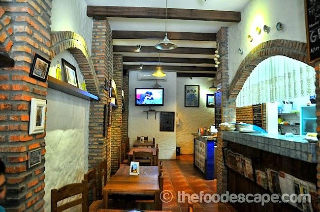 Limoncello Restaurant St Michaels