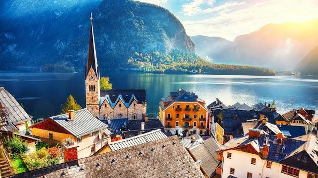 Visit the fairy town of Hallstatt - Austria's 7,000-year heritage