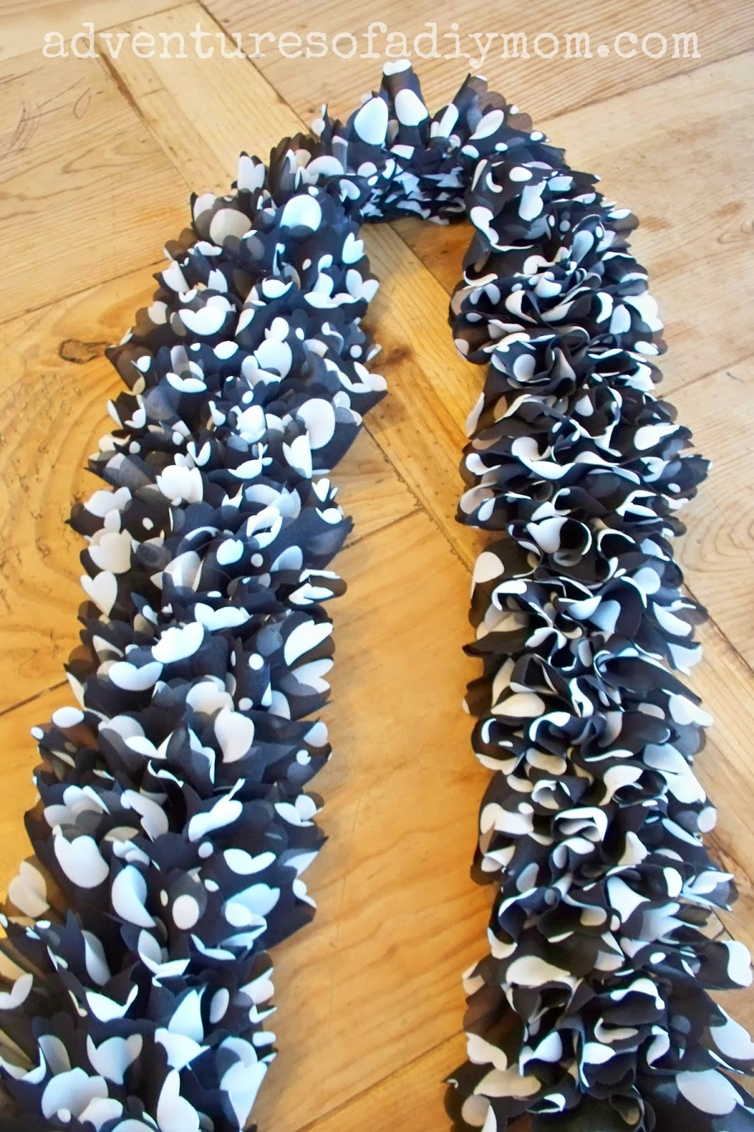 Easy Sassy Fabric Scarf