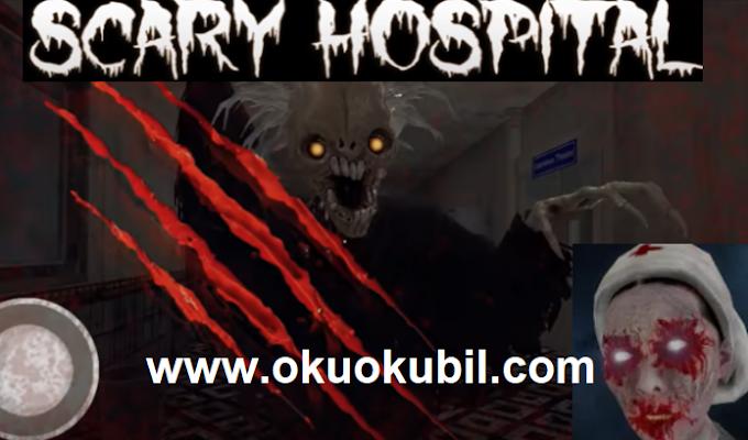 Scary Hospital 3d Horror v1.32 Büyükanne ve Hastane Kilitsiz Hileli Apk İndir 2020