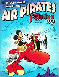 Air Pirates Funnies