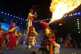 বিপুল উৎসাহ ও উদ্দীপনায় মুর্শিদাবাদে শুরু হল ৩য় রাষ্ট্রীয় সংস্কৃতি মহোৎসব