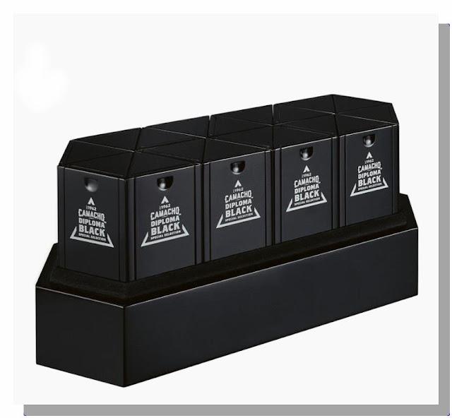 Camacho Diploma Black Special Edition
