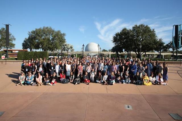 2017 Disney Social Media Moms Celebration attendees