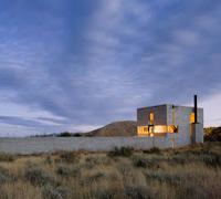 Casa en el desierto de Olson Kundig