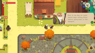 Moonlighter Game Screenshot 2