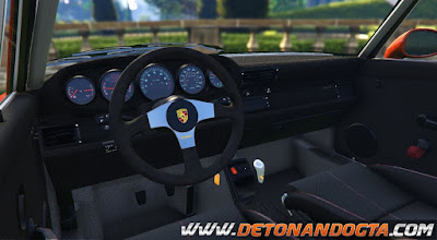 GTA V - Porsche 1992 911 GT-2 RWD