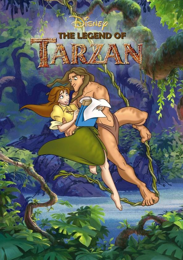 La Leyenda de Tarzan |39/39| |Audio Latino| |Mega|