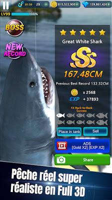Télécharger Monster Fishing 2019 mod