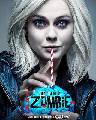 iZombie Season 3 One Sheet Television Poster