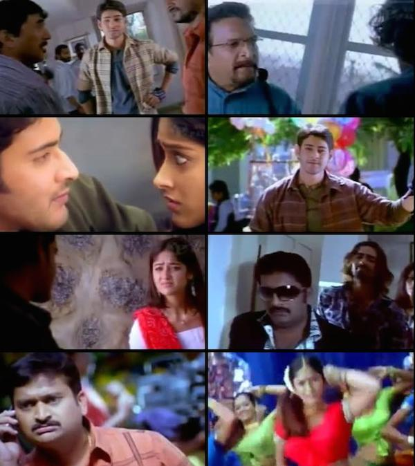Tapoori Wanted Hindi Dubbed WEBRip 480p